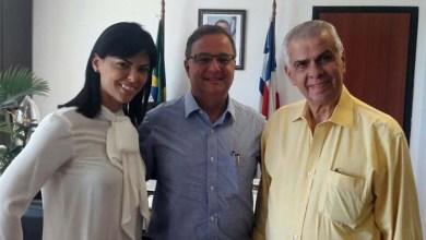 Photo of Chapada: Deputado e vice-prefeita pedem melhorias para a saúde na região
