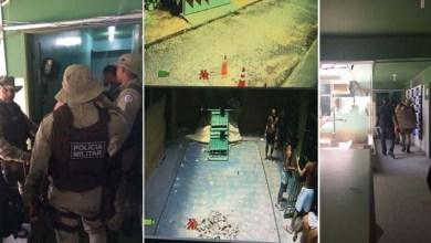 Photo of #Bahia: Carcereiro é mantido refém em rebelião na delegacia no município de Ipirá
