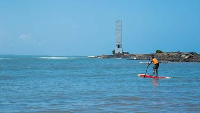 Photo of #Bahia: Campeonato Baiano de Stand Up Paddle acontece na praia de Inema