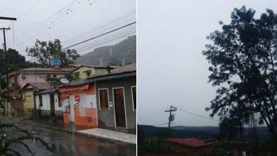 Photo of Chuvas são registradas por moradores em diferentes partes da Chapada Diamantina; veja vídeo