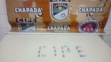 Photo of Chapada: Traficante é preso em Marcionílio Souza durante operação policial