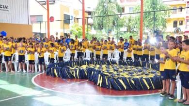 Photo of #Bahia: Ação solidária da LBV distribuiu kits pedagógicos a crianças e adolescentes