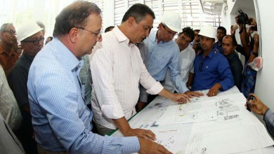 Photo of Construção do Hospital Regional da Chapada Diamantina chega a 90%; confira fotos