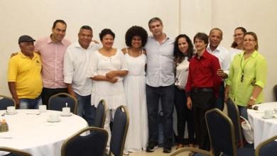 Photo of PT recebe Lindbergh Farias para debater conjuntura e estratégias da sigla na Bahia