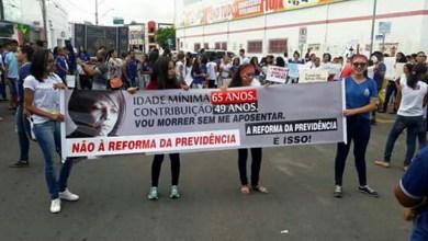 Photo of Cidades da Chapada Diamantina confirmam participação na greve geral desta sexta