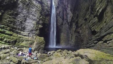Photo of Chapada: Cachoeira da Fumacinha é um dos locais mais visitados via Ibicoara