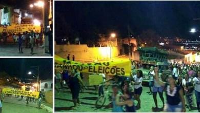 Photo of Chapada: População vai às ruas pedir a homologação da eleição de Marcão em Lençóis