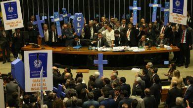 Photo of Câmara dos Deputados rejeita destaques e reforma trabalhista segue para o Senado