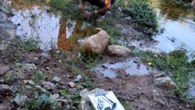 Photo of Chapada: Resíduos líquidos decorrentes de mineração são identificados em Jacobina