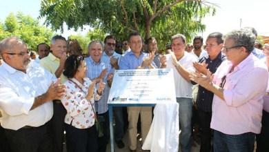 Photo of Rui Costa inaugura sistema de abastecimento de água no Vale do São Francisco