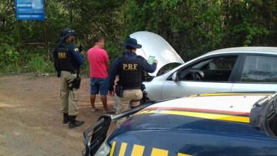 Photo of Chapada: Carro roubado em São Paulo é recuperado pela PRF durante operação em Lençóis