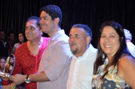 Paulo Macedo foi o terceiro colocado do Festival | FOTO: Divulgação/Ascom |