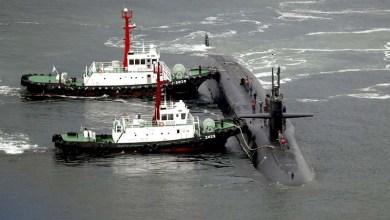Photo of #Mundo: Submarino nuclear dos Estados Unidos chega à Coreia do Sul