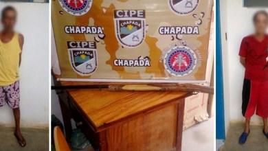 Photo of #Chapada: Estupradores são presos durante operação da Cipe em Ipupiara