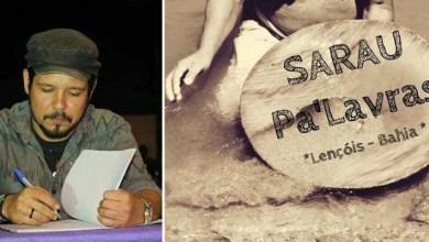 Photo of Chapada: Sarau Pa'Lavras encerra ciclo com comemoração de amizade entre artistas em Lençóis