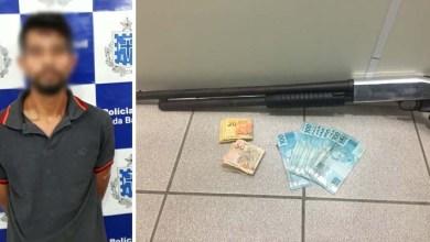 Photo of #Bahia: Polícia prende outro assaltante envolvido no ataque a banco em Boa Nova