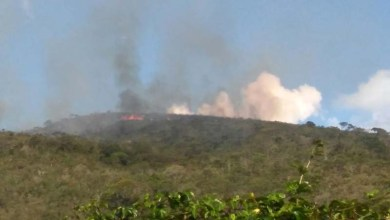 Photo of Chapada: Fogo em Ituaçu atinge região próxima às nascentes do Rio Santa Rosa