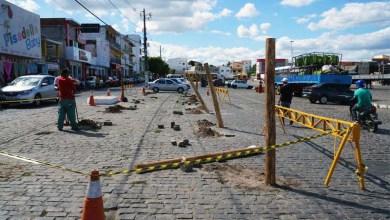 Photo of Chapada: Comércio informal é reordenado pela prefeitura de Itaberaba