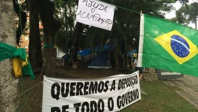 Photo of Justiça proíbe montagem de acampamentos em Curitiba devido ao depoimento de Lula