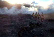 Photo of #Chapada: Brigadistas pedem por incentivo público para poder auxiliar mais no combate aos incêndios na região