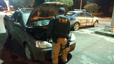 Photo of Chapada: Homem suspeito de receptação é preso pela PRF com carro roubado em Seabra