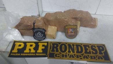 Photo of Chapada: Traficante é preso em flagrante com maconha e cocaína em Itaberaba