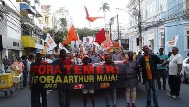 Photo of #GreveGeral: Trabalhadores de centrais sindicais vão às ruas nesta sexta contra o governo Temer