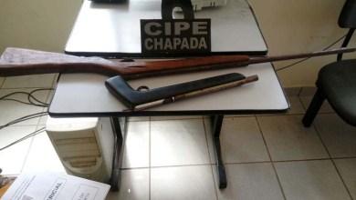 Photo of #Bahia: Cipe-Chapada prende homem por ameaçar moradores da zona rural de Oliveira dos Brejinhos