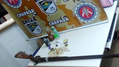 Photo of #Bahia: Cipe-Chapada apreende arma durante ação em povoado de Paramirim