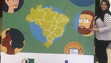 Photo of Chapada: Secretária de Saúde de Utinga participa de congresso nacional em Brasília