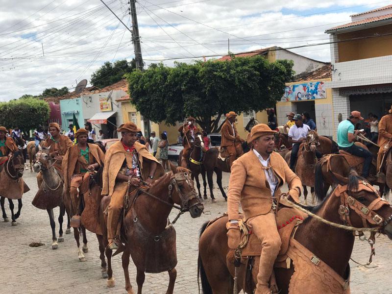 Chapada: Festa dos Vaqueiros em Nova Redenção movimenta região entre 31 de agosto e 2 de setembro