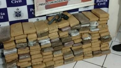 Photo of Chapada: Homem morre em confronto com a polícia; ele transportava 130 quilos de maconha