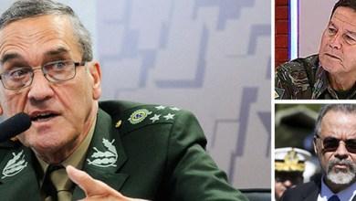 Photo of #Polêmica: Chefe do Exército descarta punição a Mourão e admite intervenção contra o caos