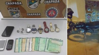 Photo of Chapada: Ponto de venda de drogas e desmanche de motos roubadas é descoberto por polícia em Palmeiras