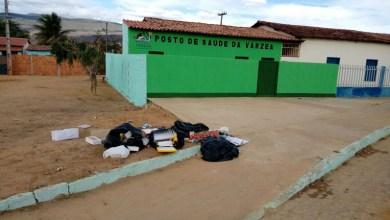 Photo of Chapada: Moradores de distrito de Ituaçu denunciam descarte irregular de lixo hospitalar
