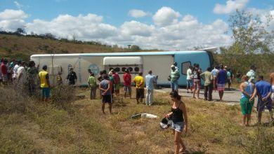 Photo of Chapada: Número de atendidos no Clériston Andrade por conta de acidente com ônibus sobe para 28