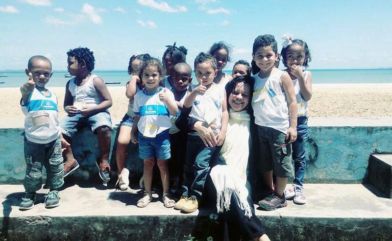 Chapada: Professora nascida em Ibicoara tem trabalho reconhecido pela prefeitura de Salvador