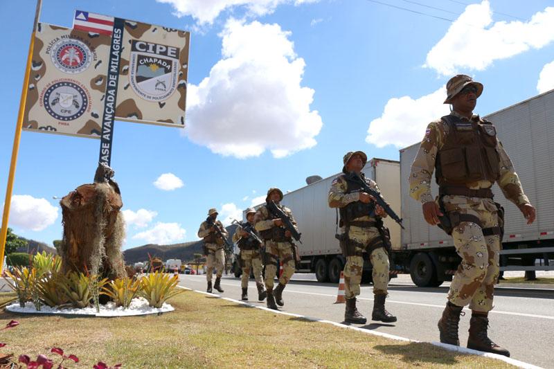Chapada: Crimes Violentos Letais e Intencionais têm redução de 33,3% em agosto na região