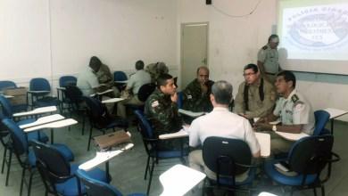 Photo of Chapada: Comandantes regionais da PM se encontram em Itaberaba para discutir gestão
