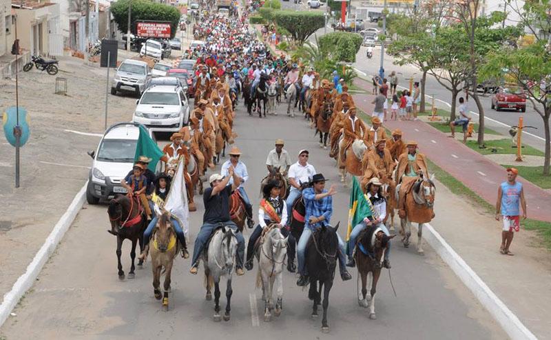 Chapada: Festa dos Vaqueiros de Itaberaba leva cultura e tradição para as ruas no domingo