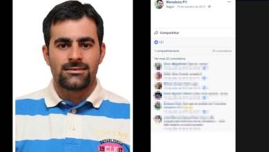 Photo of #Bahia: Vereador foragido desde maio por fraude no oeste, Maradona é preso após se entregar