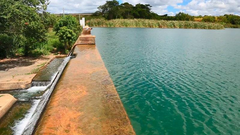 Chapada: Bombas d'água em Utinga ainda não serão lacradas pelo Inema