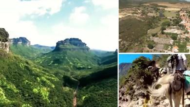 Photo of Chapada: Programa de televisão mostra trilha pelo Vale do Pati em reportagem especial; veja vídeo