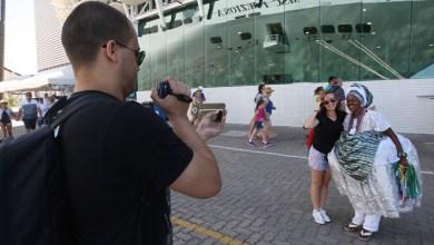 Photo of Temporada de cruzeiros marítimos trará mais de 240 mil turistas à Bahia