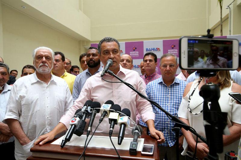 #Bahia: Rui Costa deve anunciar chapa majoritária de reeleição nesta segunda em Salvador