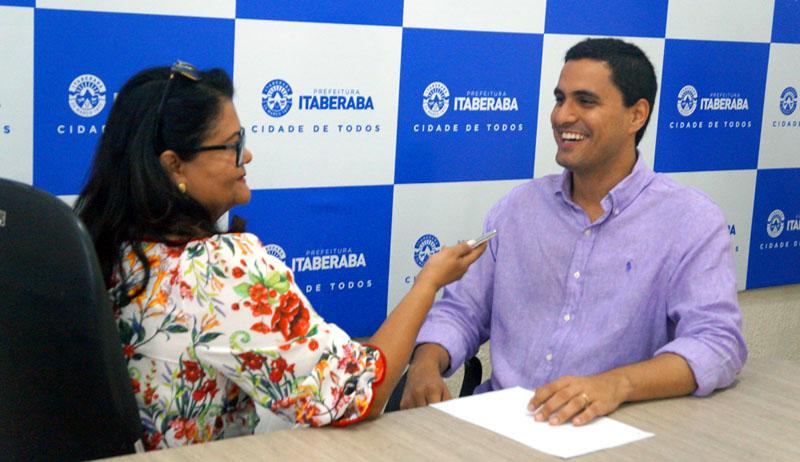#Entrevista: Ricardo Mascarenhas se mantém como um prefeito à frente de seu tempo