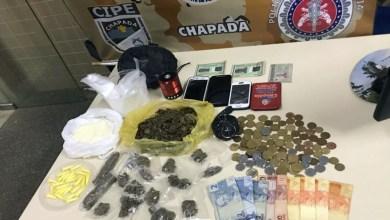 Photo of Chapada: Polícia prende traficante que usava menores para vender drogas em Lençóis