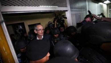 Photo of #Mundo: Ex-presidente da Guatemala e ex-presidente da Oxfam são presos por corrupção