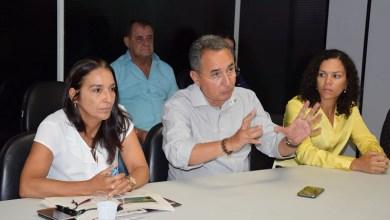 Photo of Chapada: Comissão de defesa do Rio Utinga apresenta propostas em reunião com a Sema e Inema