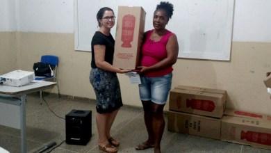 Photo of Chapada: Assistência social de Itaetê entrega filtros de água aos beneficiados do 'Moradia Digna'